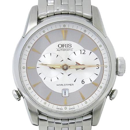 ORIS(오리스) ARTELIER 690 7581 40 51M 오토메틱 스켈레톤 남성용 시계 [강남본점] 이미지2 - 고이비토 중고명품
