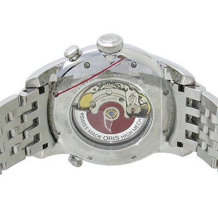 ORIS(오리스) ARTELIER 690 7581 40 51M 오토메틱 스켈레톤 남성용 시계 [강남본점] 이미지5 - 고이비토 중고명품