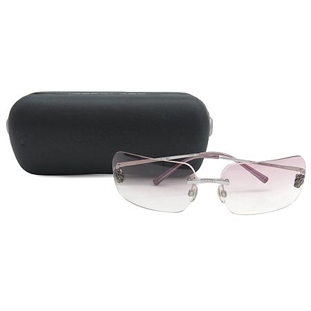 Chanel(샤넬) 4085 까멜리아 장식 선글라스