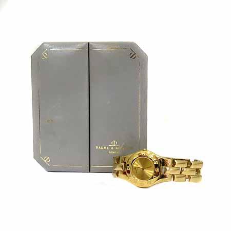 Baume&Mercier(보메메르시에) 5161 LINEA 금장 남여공용 시계 [강남본점]