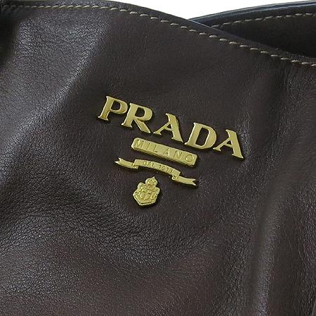 Prada(프라다) BN1902 브라운 소프트카프 레더 2WAY [강남본점] 이미지3 - 고이비토 중고명품