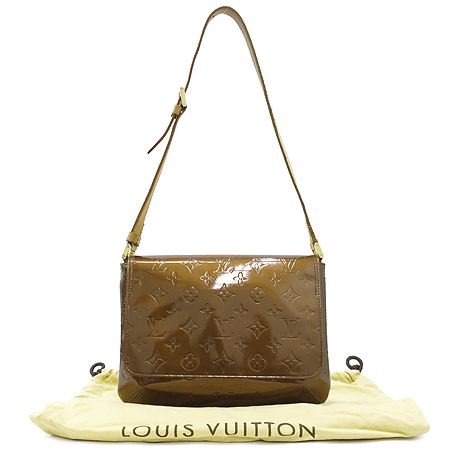Louis Vuitton(루이비통) M91124 모노그램 베르니 톰슨 숄더백