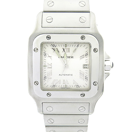 Cartier(��쿡) ���佺 ��ü�� L ������ �����ƽ ��ƿ ������ �ð�