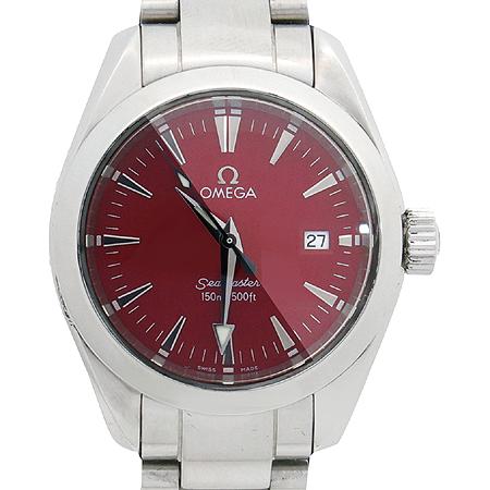 Omega(오메가) SEAMASTER (시마스터) AQUA TERRA (아쿠아테라) 스틸 여성용 시계
