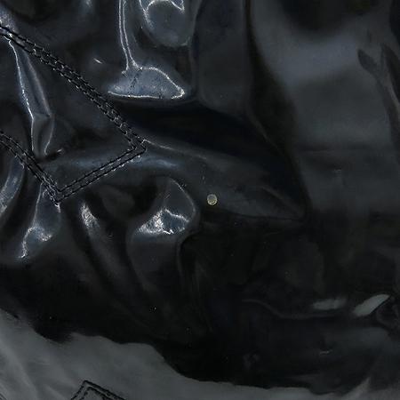 Chanel(샤넬) 페이던트 블랙 로고 스티치 카바스 은장로고 체인 숄더백 + 보조 파우치 [강남본점] 이미지4 - 고이비토 중고명품
