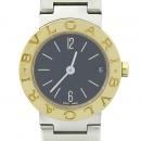 불가리 BB23 콤비 여성시계