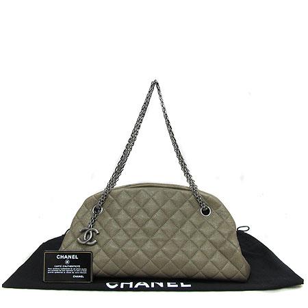 Chanel(샤넬) A50557 골드 마드모아젤 빈티지 체인 볼링 숄더백 [인천점]