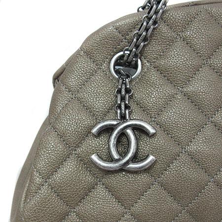 Chanel(샤넬) A50557 골드 마드모아젤 빈티지 체인 볼링 숄더백 [인천점] 이미지4 - 고이비토 중고명품
