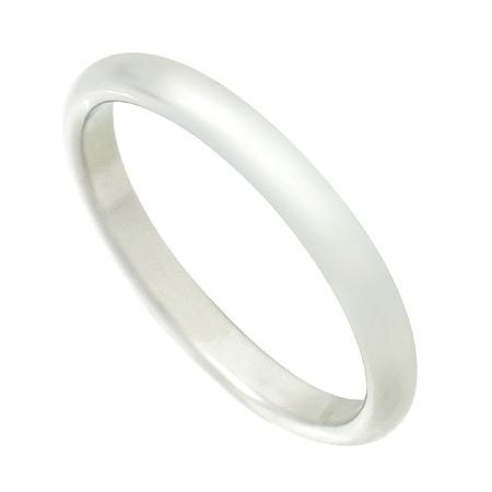 Bvlgari(불가리) AN214702 PT950 (플래티늄) Wedding band(웨딩밴드) 2.5mm 반지 [강남본점]
