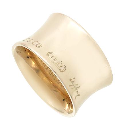 Tiffany(티파니) 루베이도™ 메탈(실버/골드/구리) 1837 네로우 와이드링 반지 - 13호 [강남본점]