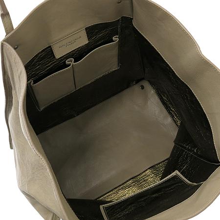 Balenciaga(발렌시아가) 279326 베이지 컬러 레더 파피에르 쇼퍼 숄더백 [부산센텀본점] 이미지6 - 고이비토 중고명품