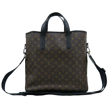 Louis Vuitton(루이비통) M56708 모노그램 마카사르 캔버스 데이비스 토트백 + 숄더스트랩 [강남본점]