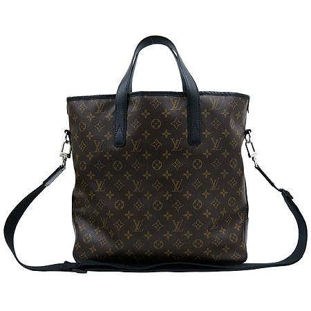 Louis Vuitton(루이비통) M56708 모노그램 마카사르 캔버스 데이비스 토트백 + 숄더스트랩 [대구반월당본점] 이미지2 - 고이비토 중고명품