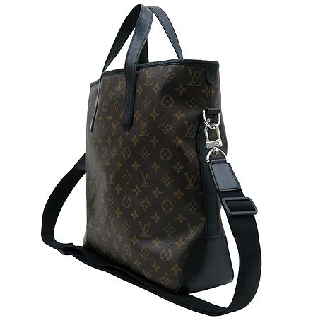 Louis Vuitton(루이비통) M56708 모노그램 마카사르 캔버스 데이비스 토트백 + 숄더스트랩 [대구반월당본점] 이미지3 - 고이비토 중고명품