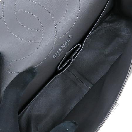 Chanel(샤넬) 소프트카프 스킨 그레이 2.55 은장로고 체인 숄더백 [대구반월당본점] 이미지6 - 고이비토 중고명품