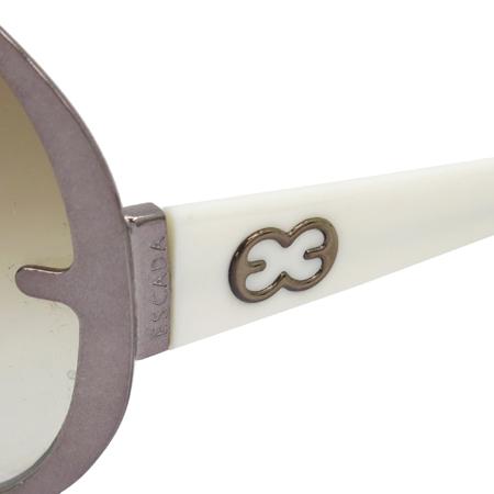 Escada(에스까다) SES511 측면 로고 라운드 선글라스 이미지4 - 고이비토 중고명품