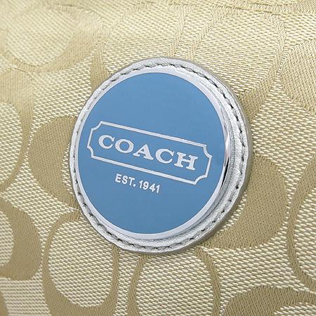 Coach(코치) 17428 시그니처 자가드 숄더백 [강남본점] 이미지3 - 고이비토 중고명품
