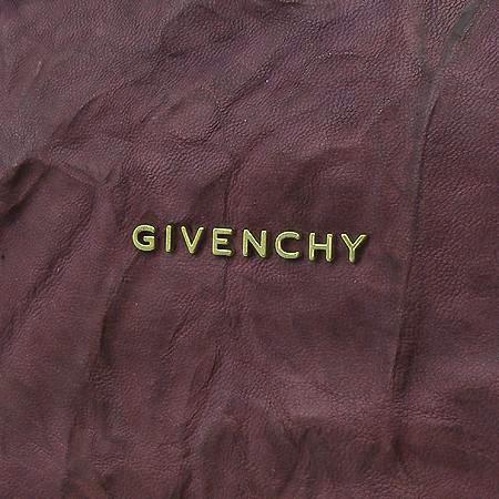 GIVENCHY(지방시) 11L5250004 501 퍼플 링클 램스킨 판도라 M 사이즈 2WAY [대전시청점]