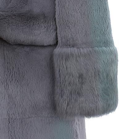 Emporio Armani(엠포리오 아르마니) 토끼털 여성 코트