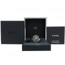 Chanel(샤넬) H2543 J12 18K 골드 베젤 콤비 블랙 세라믹 11포인트 여성용 시계 [강남본점]