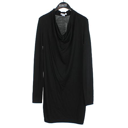 helmutlang(헬무트랭) 블랙 원피스 [부산센텀본점]