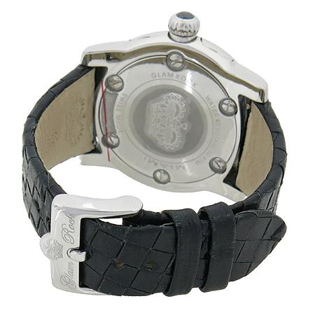 GLAM ROCK(글램 락) GR10046 MIAMI(마이애미) 쿼츠 라운드 스틸 다이얼 다이아 남여공용 시계 [부산센텀본점] 이미지3 - 고이비토 중고명품