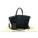 Louis Vuitton(루이비통) M94592 블랙 케시미어 레더 락킷 MM 토트백 + 숄더스트랩 [대구반월당본점]