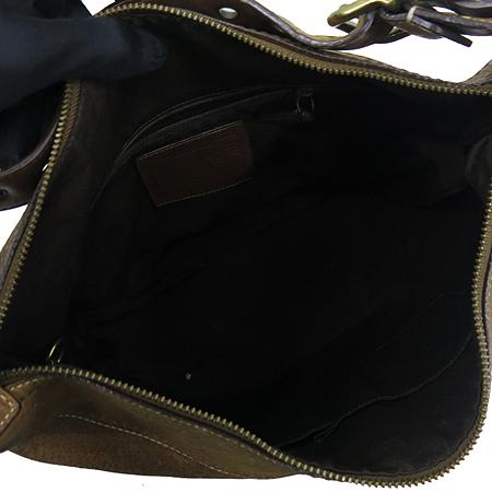 Coach(코치) 10400 브라운 레더 여성용 숄더백 [강남본점] 이미지5 - 고이비토 중고명품