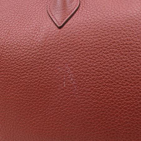 Hermes(에르메스) BOMBAY (붐베이 / 봄베이) 37 버건디 컬러 토트백 [대구반월당본점] 이미지4 - 고이비토 중고명품