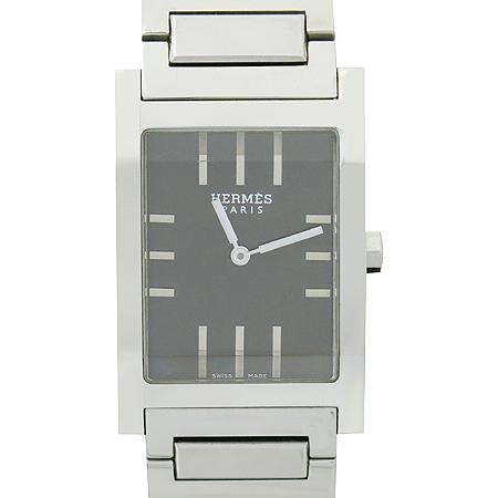 Hermes(에르메스) TA1.710 TANDEM 텐덤 쿼츠 스틸 남성용 시계 [대전본점]