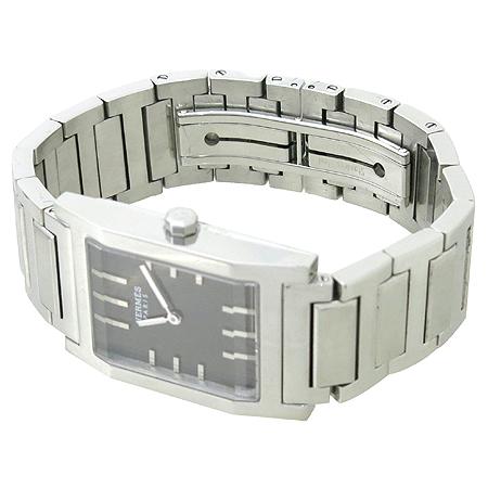 Hermes(에르메스) TA1.710 TANDEM 텐덤 쿼츠 스틸 남성용 시계 [대전본점] 이미지2 - 고이비토 중고명품