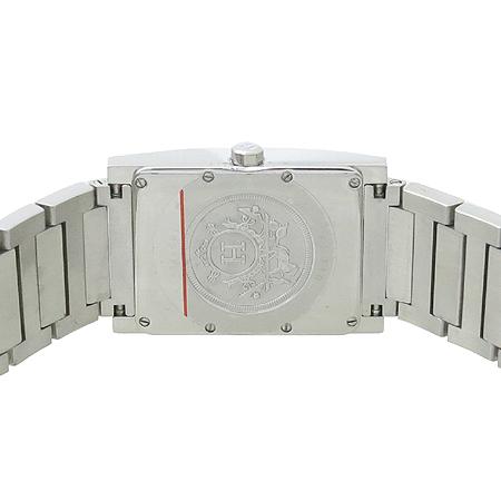 Hermes(에르메스) TA1.710 TANDEM 텐덤 쿼츠 스틸 남성용 시계 [대전본점] 이미지4 - 고이비토 중고명품