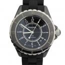 Chanel(샤넬) H0684 J12 블랙 세라믹 러버 밴드 38MM 오토매틱 남성용 시계  [대구동성로점]