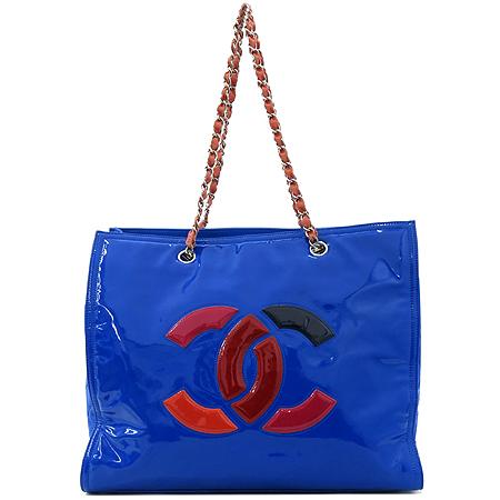 Chanel(샤넬) 크루즈컬렉션 램스킨 페이던트 COCO 멀티컬러 체인 숄더백 [강남본점] 이미지2 - 고이비토 중고명품