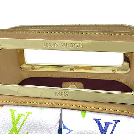 Louis Vuitton(루이비통) M40257 모노그램 멀티 화이트 주디PM 2WAY [대구반월당본점] 이미지3 - 고이비토 중고명품