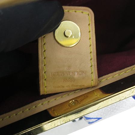 Louis Vuitton(루이비통) M40257 모노그램 멀티 화이트 주디PM 2WAY [대구반월당본점] 이미지5 - 고이비토 중고명품