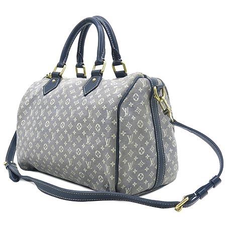 Louis Vuitton(루이비통) M56703 모노그램 이딜 스피디 반둘리에 30 앙코르 토트백 + 숄더스트랩 2WAY [동대문점] 이미지2 - 고이비토 중고명품