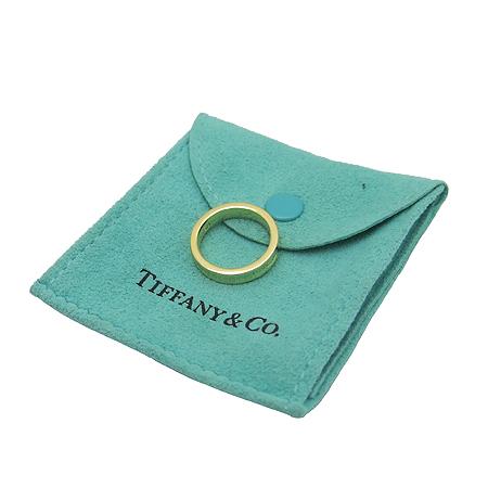 Tiffany(티파니) 18K 골드 1837 로고 네로우 반지-9호 [동대문점]
