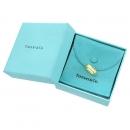 Tiffany(티파니) 18K(750) 골드 1837 로고 네로우 반지 - 8호 [대구반월당본점]