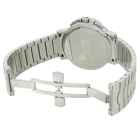 Montblanc(몽블랑) 09655 SUMMIT (서밋) CHRONOGRAPH  스틸 쿼츠 남성용 시계 [강남본점] 이미지4 - 고이비토 중고명품