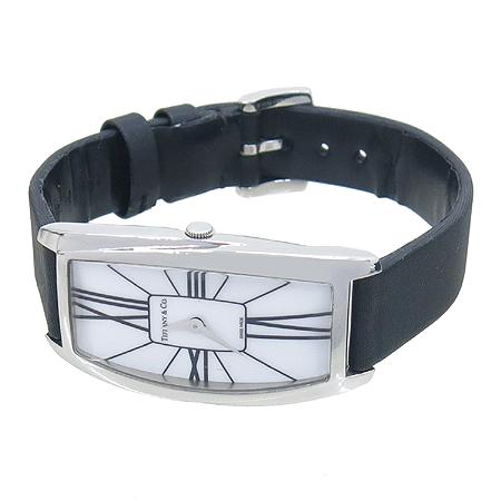 Tiffany(티파니) GEMIA (제미아) 스틸 쿼츠 실크밴드 여성용 시계 [강남본점] 이미지2 - 고이비토 중고명품