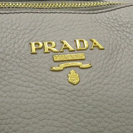 Prada(프라다) VIT.DAINO 레더 토트백+ 숄더 스트랩 [부산센텀본점] 이미지4 - 고이비토 중고명품