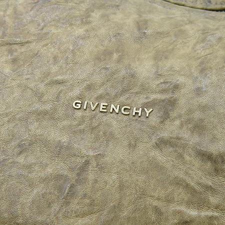 GIVENCHY(지방시) 13L5252004 025 램스킨 브라운 판도라 L사이즈 토트백 + 숄더스트랩 2WAY