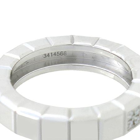 Chopard(쇼파드) 18K 화이트골드 아이스 큐브 4포인트 다이아 반지 - 7호 [강남본점] 이미지2 - 고이비토 중고명품