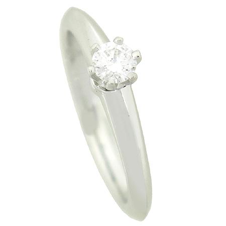 Tiffany(티파니) PT950(플래티늄) 0.16ct(캐럿) 다이아 웨딩 반지 - 8 호  [대구반월당본점] 이미지3 - 고이비토 중고명품