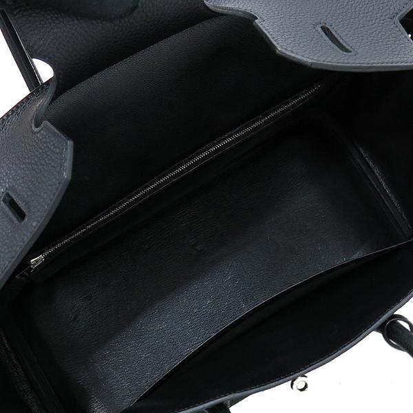 Hermes(에르메스) 토고 블랙 벌킨 35 은장 토트백 [대구동성로점] 이미지6 - 고이비토 중고명품