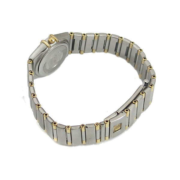 Omega(오메가) 18K 콤비 CONSTELLATION(컨스트레이션) 하프바 여성용 시계 [동대문점]