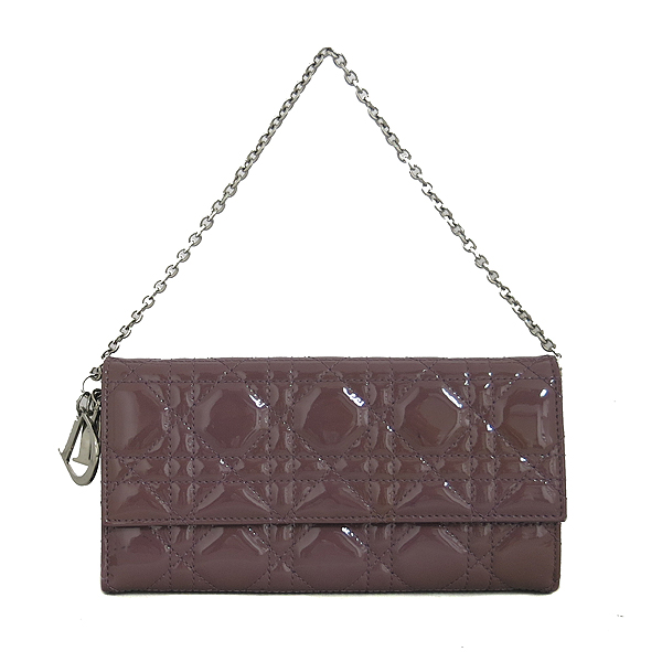 Dior(크리스챤디올) 레이디 디올 페이던트 퀄팅 까나쥬 장지갑 [동대문점] 이미지2 - 고이비토 중고명품