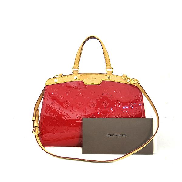 Louis Vuitton(루이비통) M90179 모노그램 베르니 브레아 MM 2WAY [동대문점]