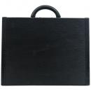Louis Vuitton(루이비통) 에삐 블랙 포트폴리오 트렁크 45 토트백 [강남본점]